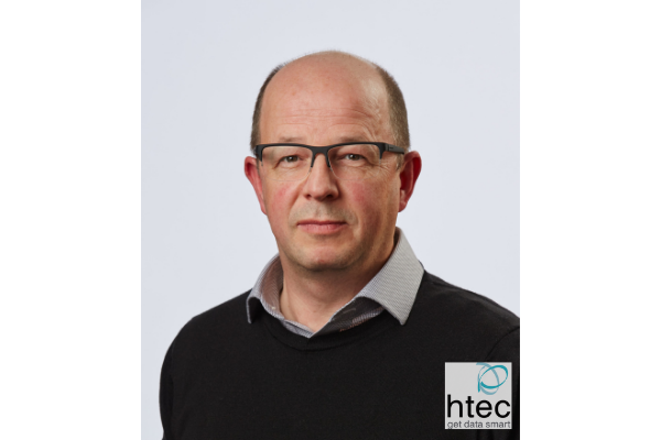 Nick Eades, Chief Commercial Officer at HTEC Ltd