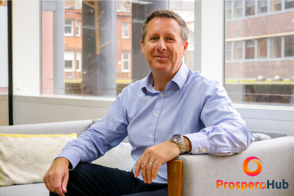 Colin Abercrombie, CEO at ProsperoHub