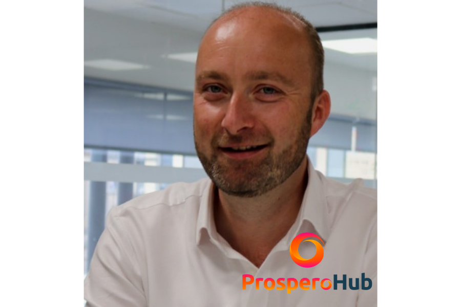 An Interview with Neil Ritchie, Co-CEO at ProsperoHub