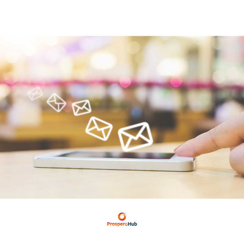 BASHO emails - our 5 step sequence