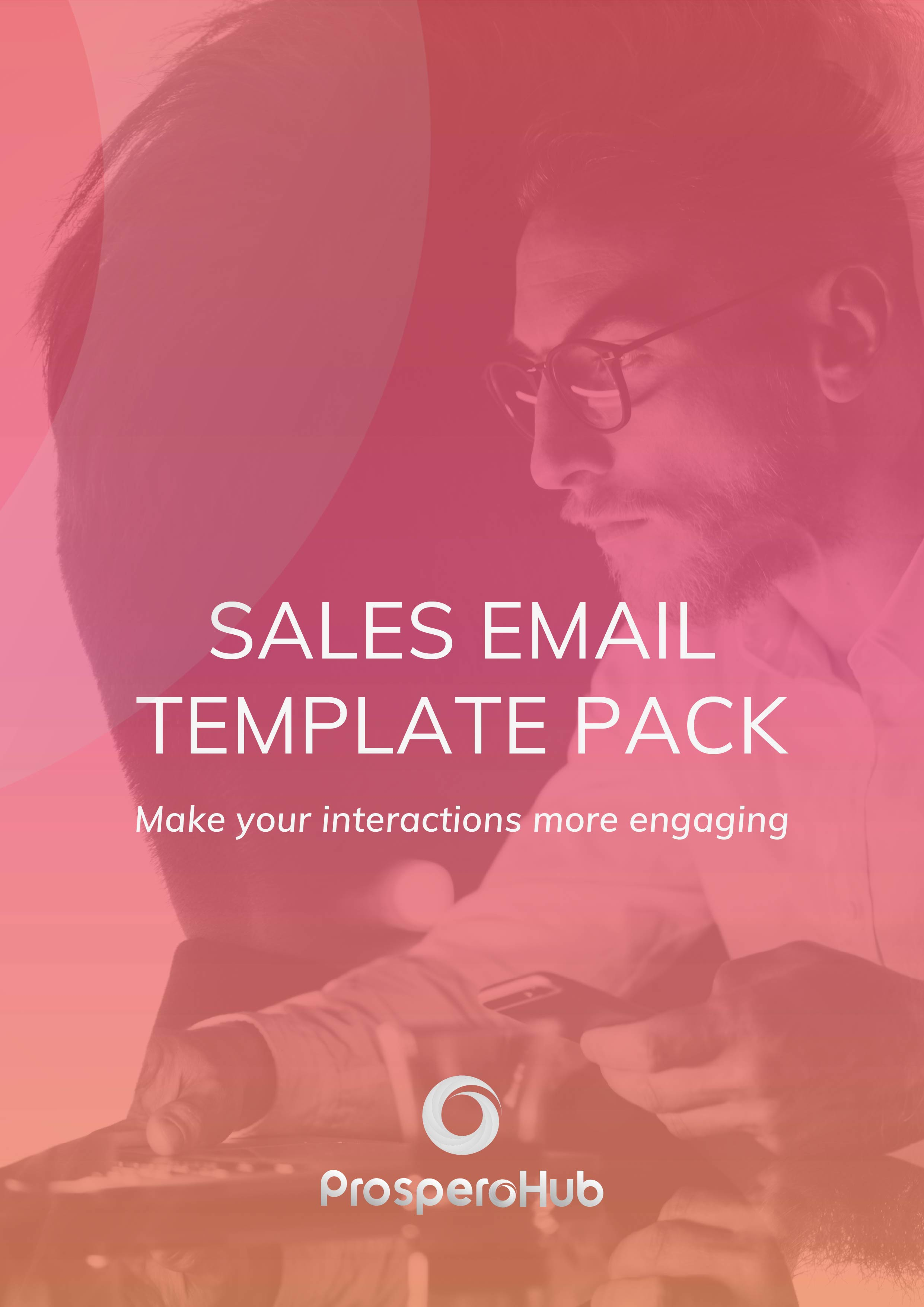 ProsperoHub - eBook- Sales Email Template Pack - Cover 2