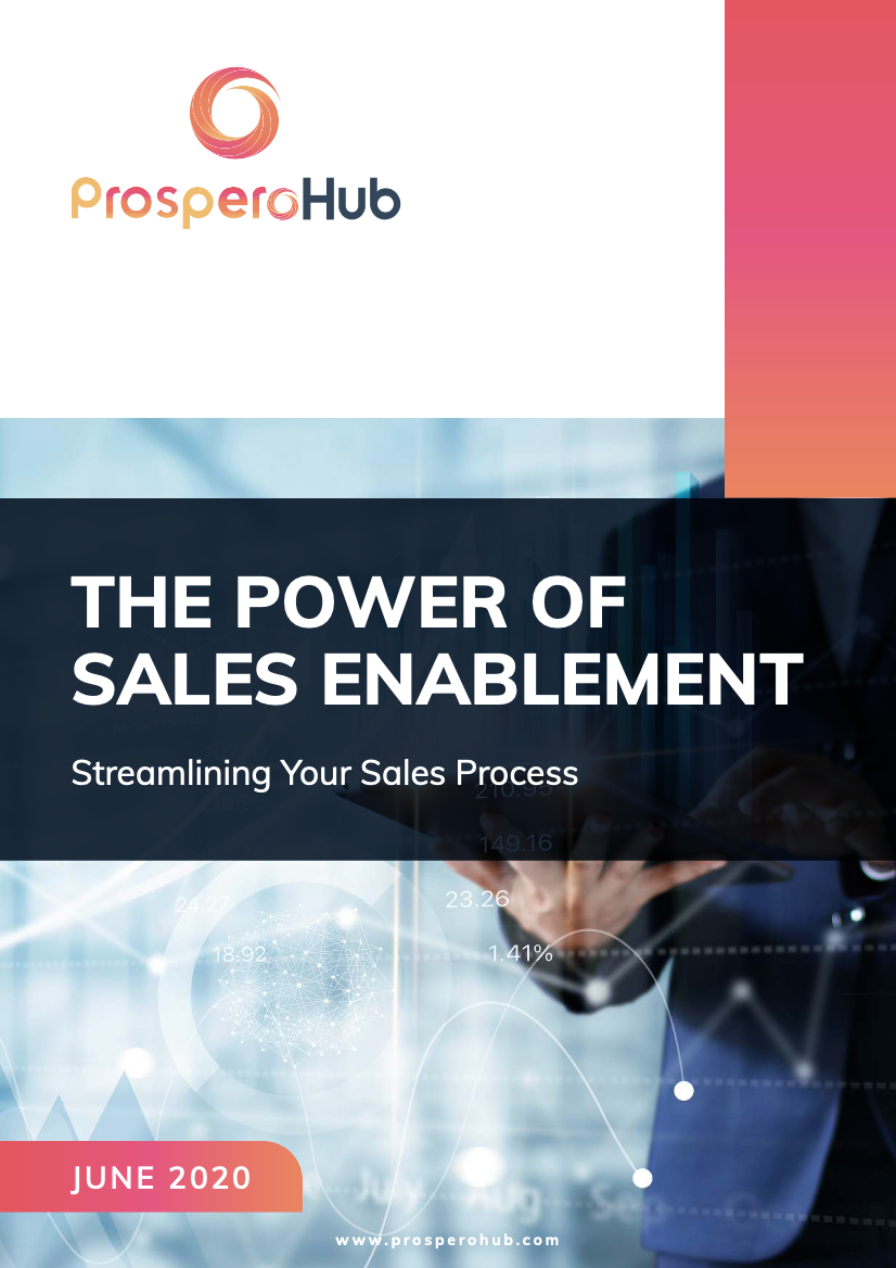 power of sales enablement