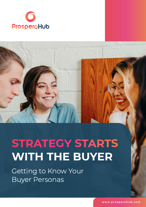 eBook - Strategy starts with the buyer
